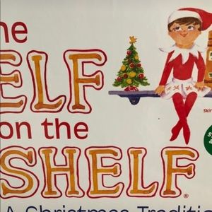 Other - The elf on the shelf GIRL